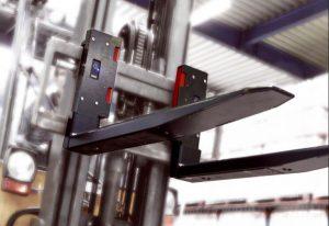M55-Ravas Forklift weighing system