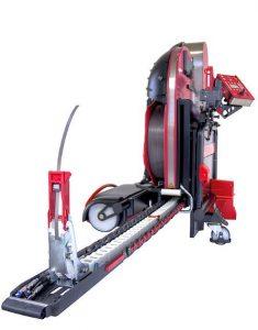 Innovative strapping machine
